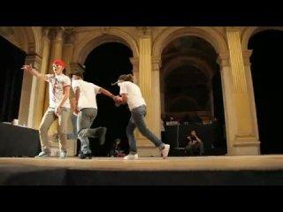 Dance/Ispan